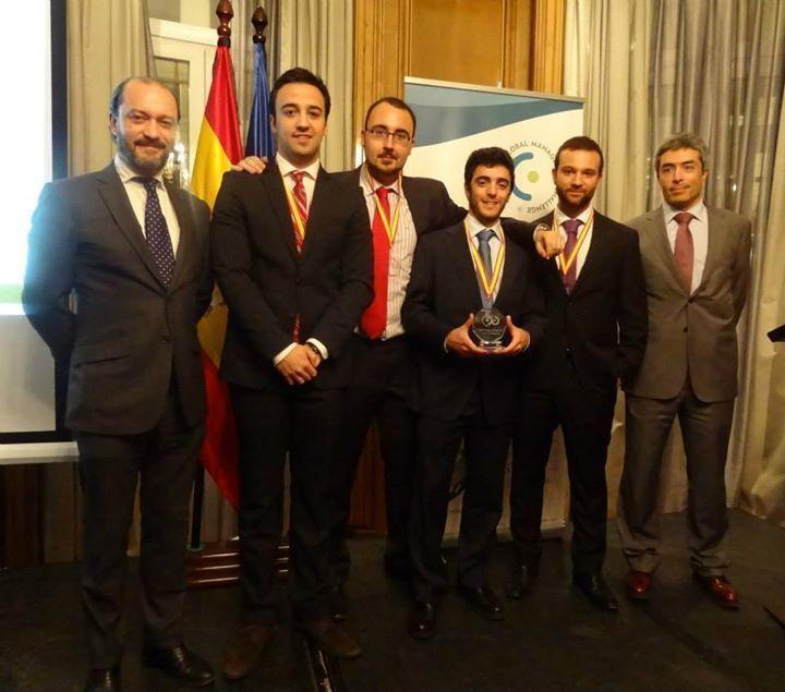 Ingenios Industriales, tercer clasificado de la Edición 2013/2014 de GMC España