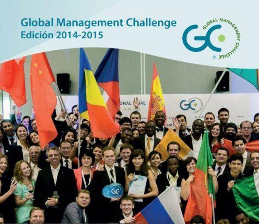 Global Management Challenge Revista 2015