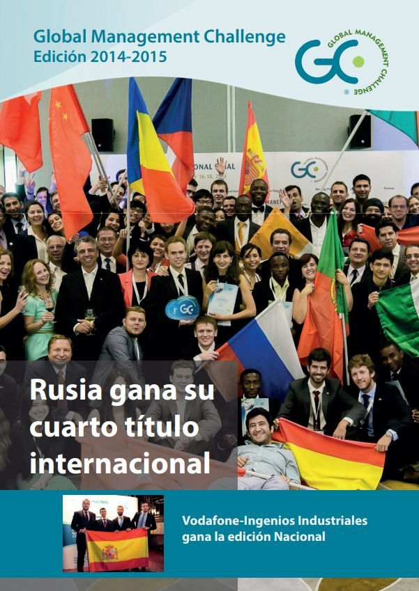 Global Management Challenge Revista 2015