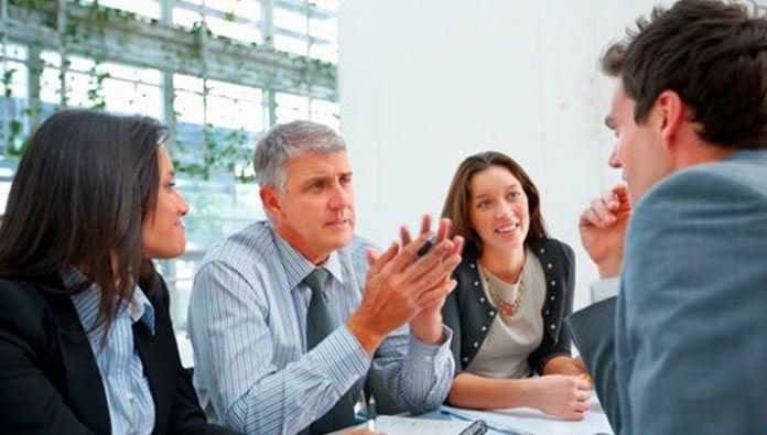proceso selección trabajar en consultora
