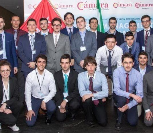 Final Nacional 2019 en la Cámara de Comercio de España