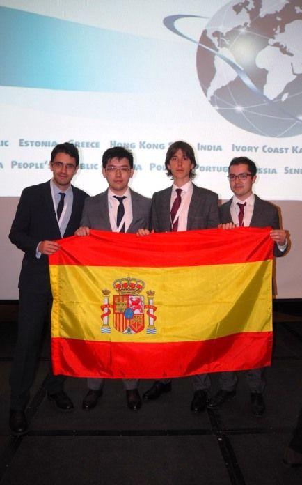 Equipo español Final Internacional GMC 2019