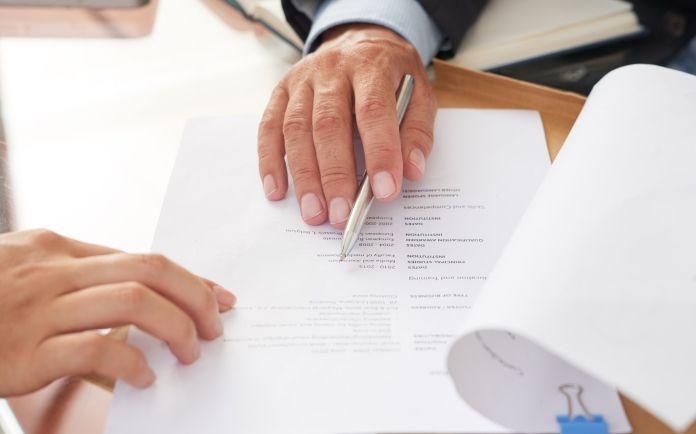 Preparación de currículum consultoría