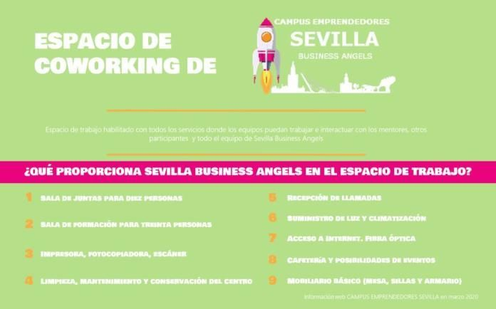 CAMPUS EMPRENDEDORES SEVILLA BUSINESS ANGELS