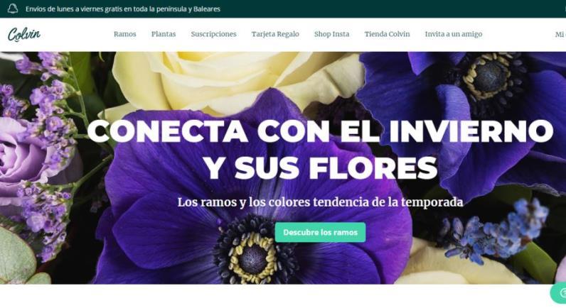 Startup Española Colvin