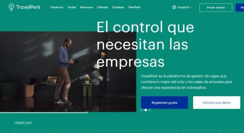 Travelperk startup de España