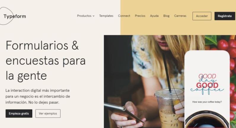 Typeform startup