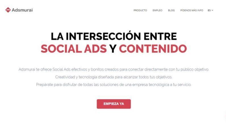 El caso de Adsmurai para el marketing digital en Startups españolas