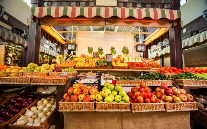 Puesto de frutas y verduras. Plan de negocio