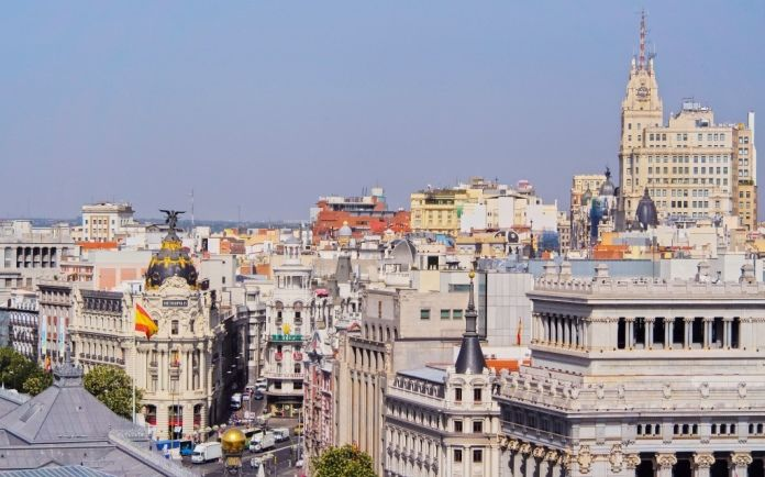 Hub de emprendimiento en Madrid