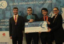 ejemplo de gestión Global