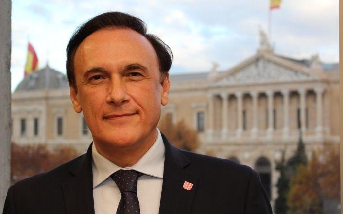 José Carlos Gómez Villamandos presidente de Crue universidades españolas